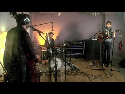 Kris Drever Band Shipwrecked Live at GloWorm Recording