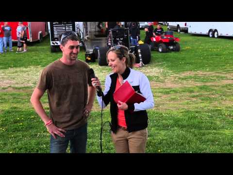 Daron Clayton interview-the day following Haubstadt victory 4/27/14