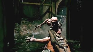 Doom 4 [Cancelled 2007 Prototype] All gameplay Footage
