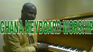 Aye Aye Aye Ghanaian Worship Piano (Kay Benyarko style )