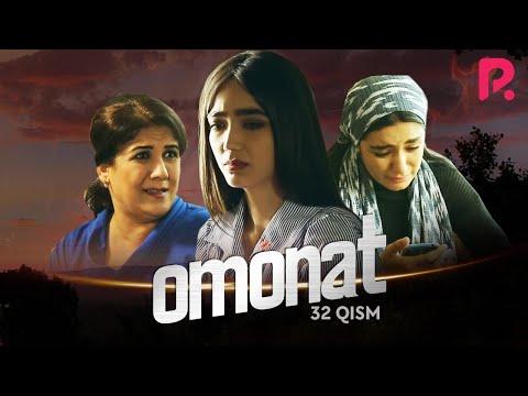 Omonat (o'zbek serial) | Омонат (узбек сериал) 32-qism