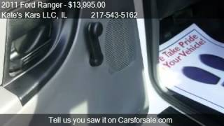 2011 Ford Ranger XL 2WD - for sale in Arthur, IL 61911