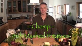 Champ - Irish Mashed Potatoes - Part 4/10 - Cooking With Anton