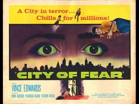 City of Fear 1959  Crime Vince Edwards   , Film Noir