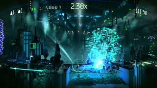 Resogun Quick Play 1080p