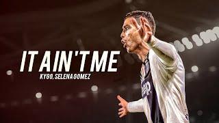 Cristiano Ronaldo ❯ It Ain't Me 2018/19 | Skills, Goals &  Assists | HD