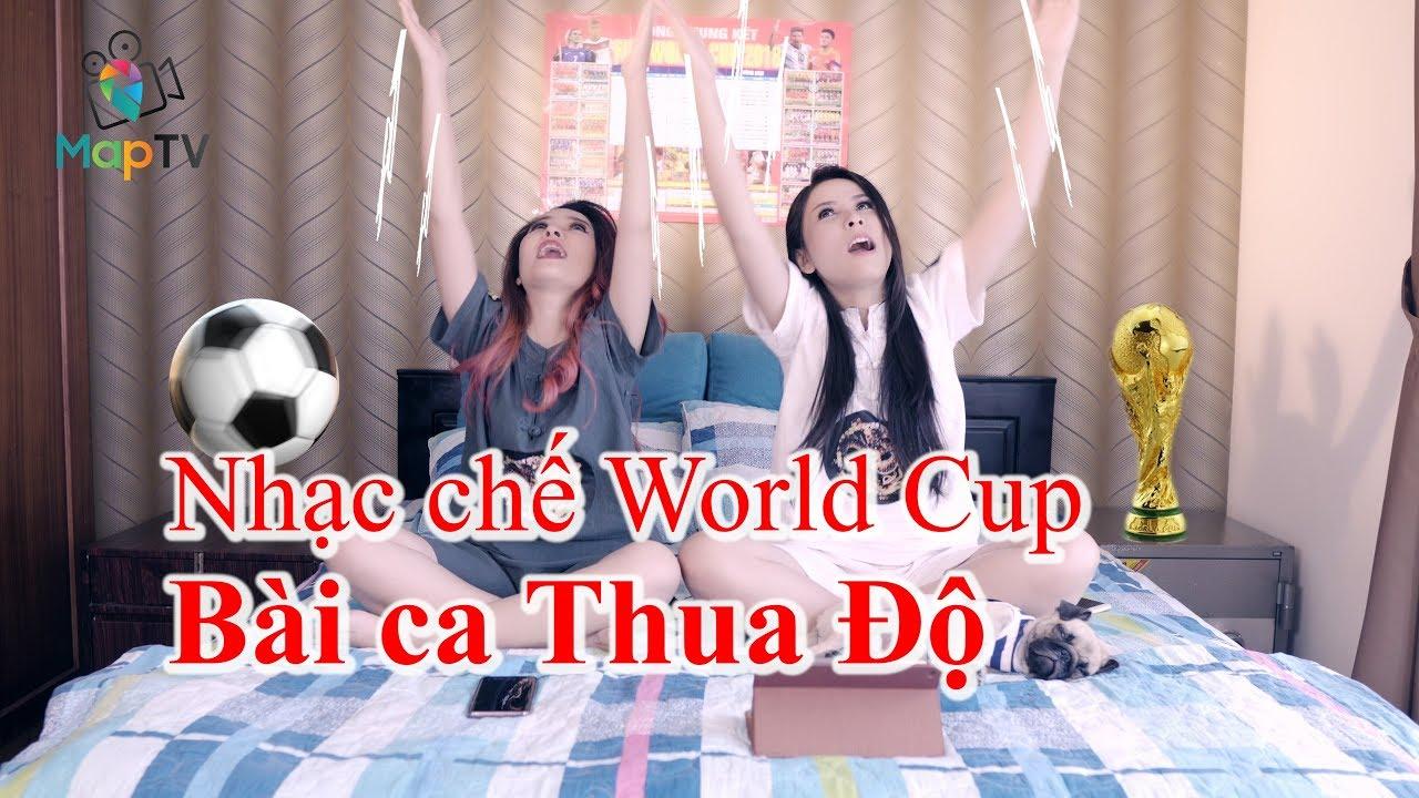 Nhạc chế World Cup 2018 I Bài Ca Thua Độ I Parody Ý Em Sao I Thiên An ft. Mi Ngân