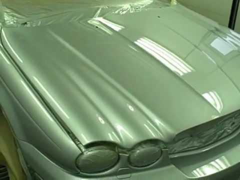 Jaguar Car Body Repairs