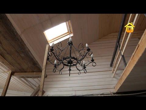 Типичные ошибки в строительстве дома из бруса // FORUMHOUSE