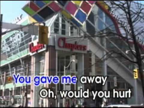 THE HURT karaoke