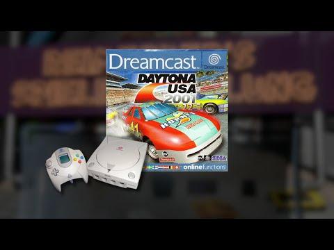 Gameplay : Daytona USA 2001 [Dreamcast]