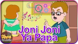 Joni Joni Ya Papa | Diva bernyanyi | Diva The Series Official