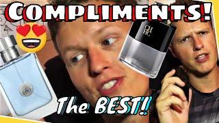 Most Complimented Fragrances & Colognes! (Best Designer Scents)