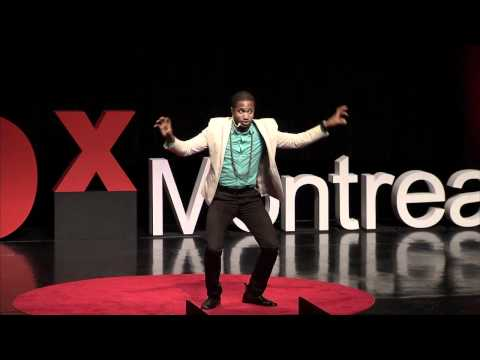 "Touchscreen: Marshall ""Soulful"" Jones at TEDxMontreal"
