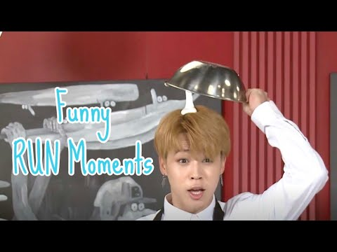 Funny BTS RUN Moments