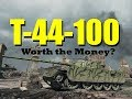 World Of Tanks T 44 100 Worth The Money mp3
