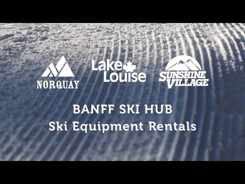 Banff Ski Hub - Ski Equipment Rentals