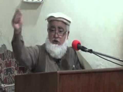 PIR MUHAMMAD AMIN UL HASNAT SHAH REFLECTS ON PESHAWAR INCIDENT AT FRIDAY PRAYER