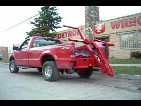 Repo Trucks For Sale >> Repo Wheel Lift Unit at Detroit Wrecker Sales - YouTube