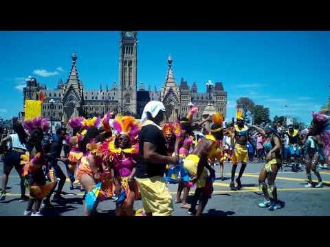 Caribive Parade 2018 (Ottawa) - Part 2