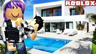 JE ME FAIS ADOPTER PAR UNE RICHE !   Roblox Adopt Me !
