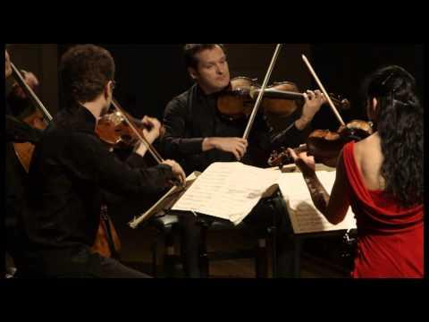 Belcea Quartet - Opus 18/1 - Beethoven String Quartets