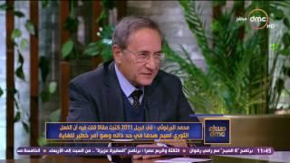 مساء dmc - محمد البرغوثي: الثورات ليست شيئا عظيما بل هى أبغض الحلال سياسيا