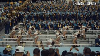 "Southern University Human Jukebox 2019 ""Playing Games"" by Summer Walker 