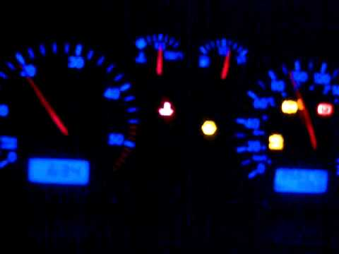 Vw Warning Lights Youtube