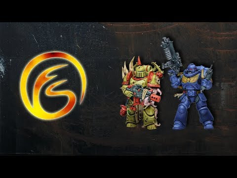 How To Quickly Paint With Contrast Paints - Citadel Colour Tutorial - Firestorm Games