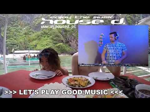 "House D. pres. "" LETS PLAY GOOD MUSIC "" - www.twitch.tv/housedakadavidkey"