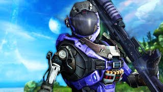 Noble Six Skips The Mission -  Halo Reach PC Campaign Legendary Walkthrough