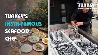Top SEAFOOD Recipes by Talented Turkish Chef Humans of Turkey