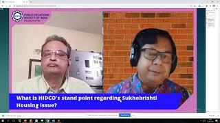 HIDCO Chairman Debashish Sen's comment on Shapoorji Sukhobristi