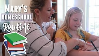 Homeschool Morning Routine (Tween Edition) | Our Happy Tribe - Australian Family Vlogs