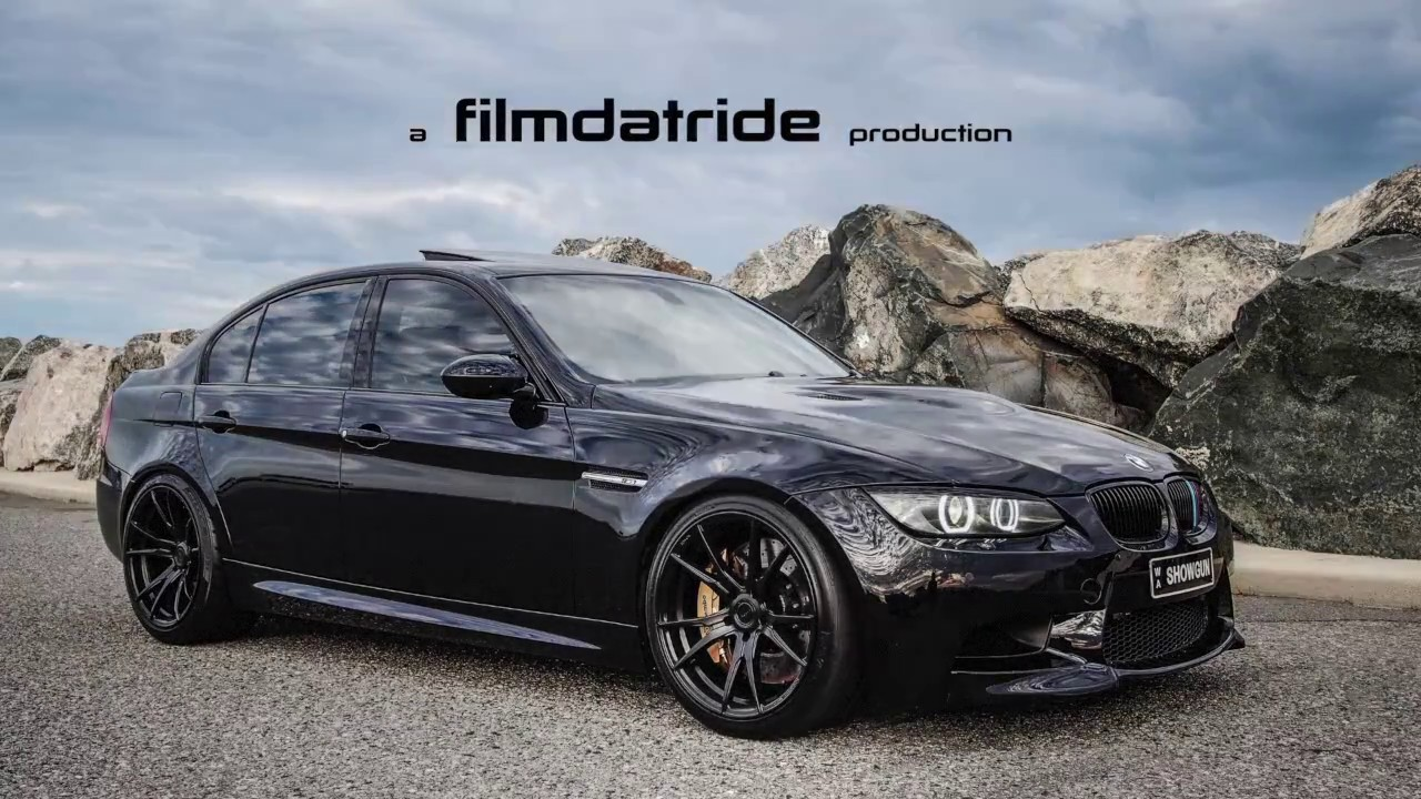black art bmw e90 m3 youtube. Black Bedroom Furniture Sets. Home Design Ideas