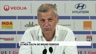 Le mea culpa de Bruno Génésio
