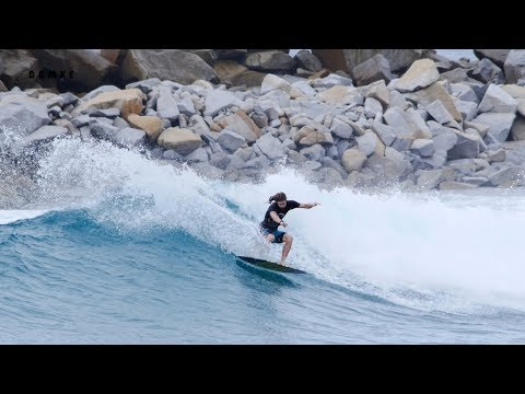 The Domke Daily 66: Paddle Skimboarding Mexican Point Break Combo