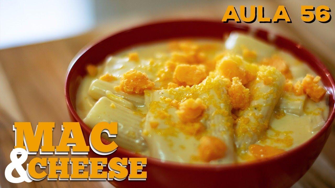 Mac and Cheese (Como fazer macarrão com queijo americano) / Cansei de Ser Chef