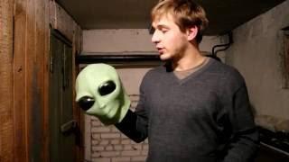 Обзор маски инопланетянина