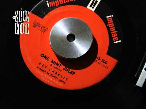 Ray Charles - One mint julep, Impulse! Records, 1961
