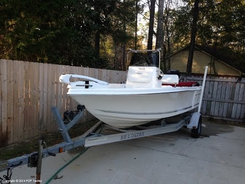 [UNAVAILABLE] Used 2008 Glassmaster 180 Center Console In Daphne, Alabama