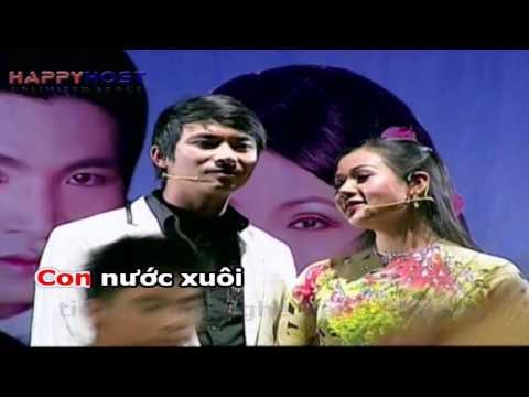 Beat Karaoke - Tình Ấm Chiều Quê | Lê Sang, Dương Hồng Loan