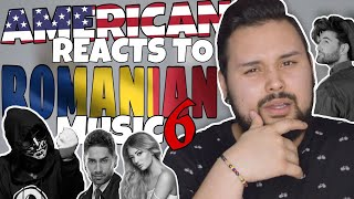 Romanian Music 6 REACTION