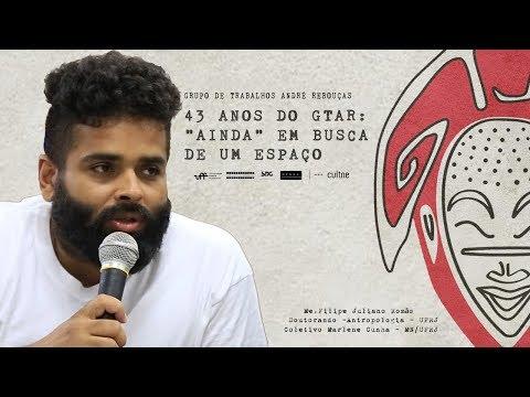 CULTNE DOC - Grupo de Trabalho André Rebouças - Sebastião Soares from YouTube · Duration:  23 minutes 42 seconds