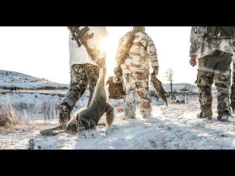 South Dakota River Coyotes in Sub-Zero Temps | S1:E3