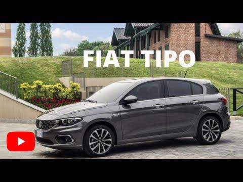 Renting Fiat Tipo Asientos Delanteros