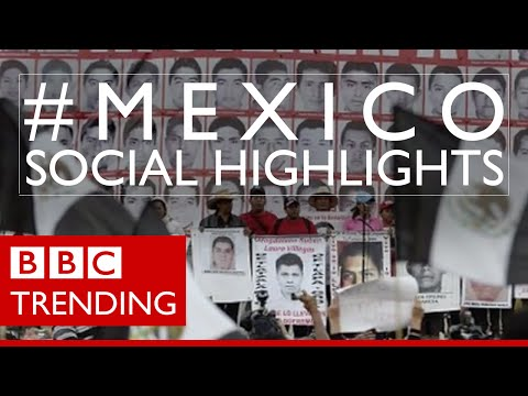 #Mexico - a social media lookback #bbcmx