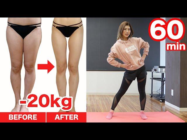 [一気痩せするならこれ] 10分ずつ6回に分けてやっても効果あり!f.t.ナツトレTV