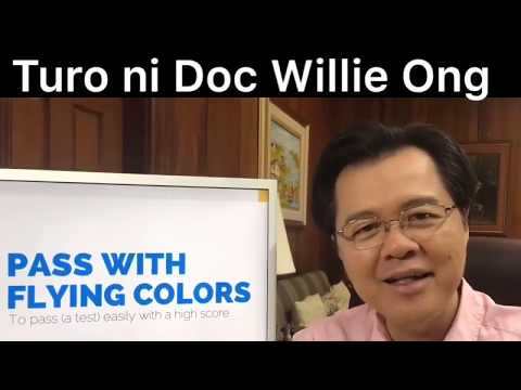 English Words na Pampatalino! - by Doc Willie Ong #5